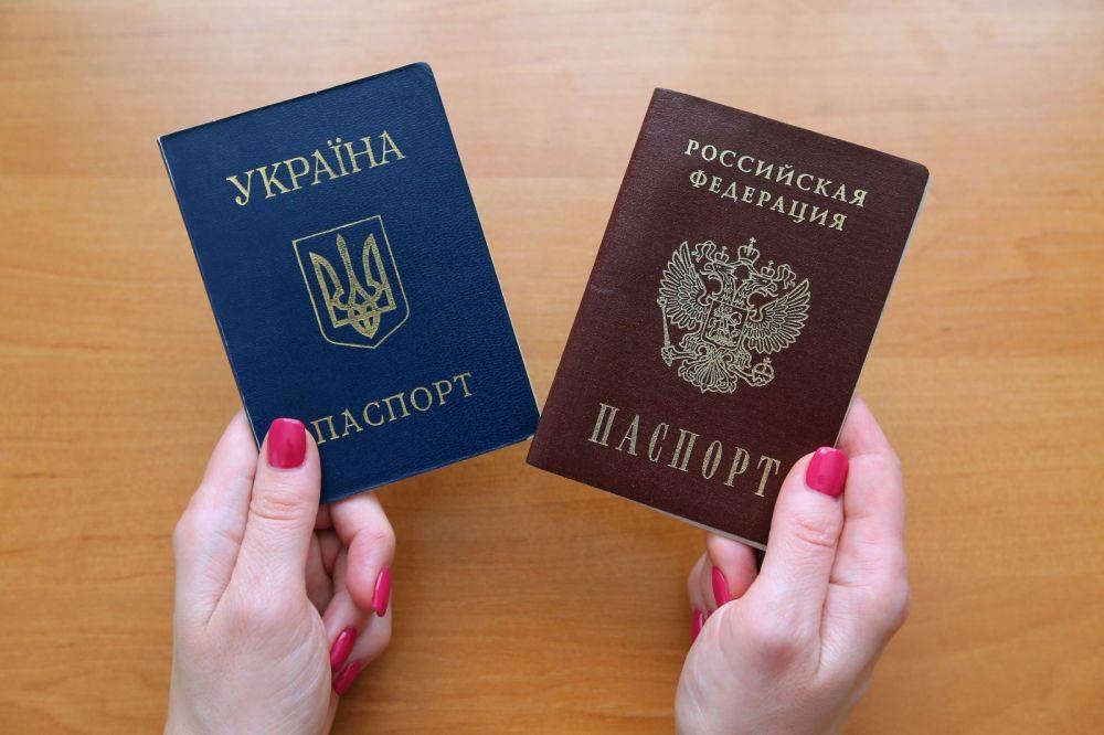Полковника Нацгвардии Украины задержали с российским паспортом