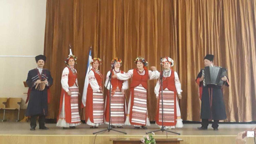 Второй этап фестиваля художественной самодеятельности граждан преклонного возраста стартовал в Крыму