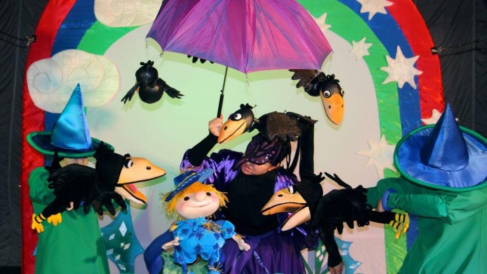 Крымский академический театр кукол представит спектакли в Евпатории и Ялте