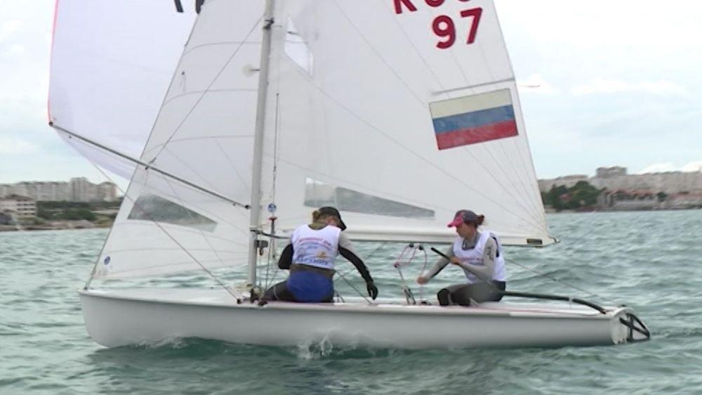 Севастопольские яхтсмены готовятся представить ЮФО на чемпионате России