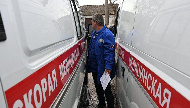 Врачи борются за жизнь парня и девушки, пострадавших в ночном ДТП в Крыму