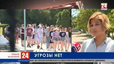 Детский омбудсмен Татарстана посетила лагерь «Лучистый». Прямое включение