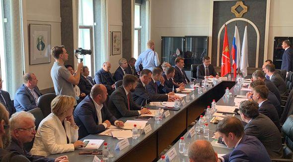 Председатель «Триа-Агро» передал федеральным министрам пожелания крымских аграриев
