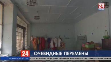 Строительство детских садов и газификация. Какие ещё изменения ждут Нижнегорский район Крыма?