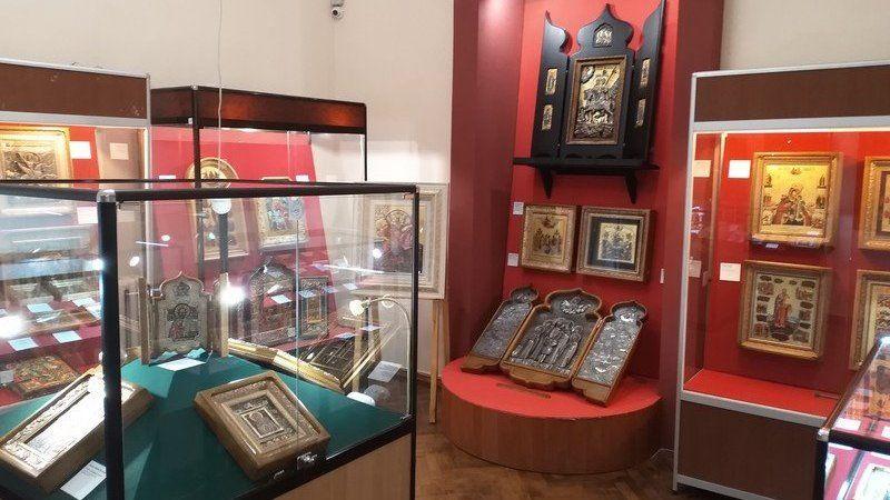 Доступен для посещения межрегиональный выставочный проект «Свет Невьянской иконы», экспонируемый в Крыму впервые