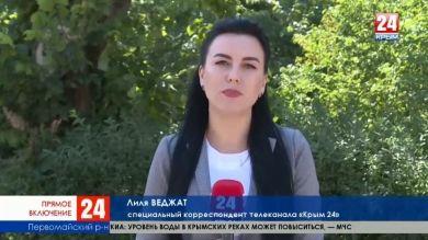 На что жаловались жители Первомайского района Главе Республики? Прямое включение