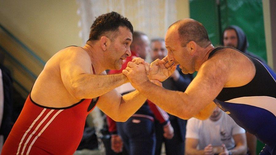 Симферополец Энвер Федосов – бронзовый призер чемпионата России по вольной борьбе среди ветеранов!