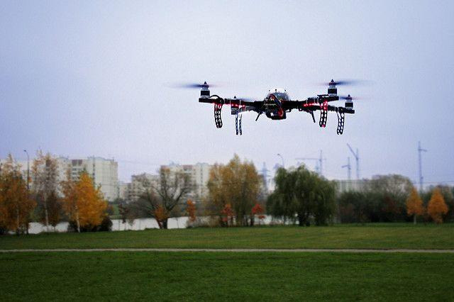 В Крыму разработали пособие по организации полётов беспилотников