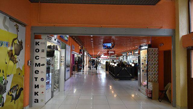 В Симферополе двое мужчин неделю обворовывали торговый центр