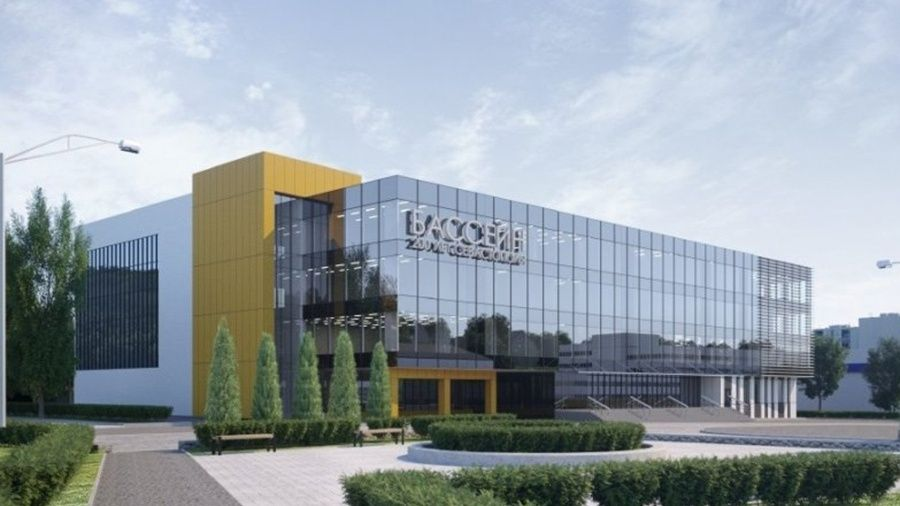 Реконструированный спорткомплекс им. 200-летия Севастополя откроют уже к концу следующего года