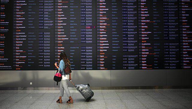 Задымление самолета в Шереметьево: есть пострадавшие