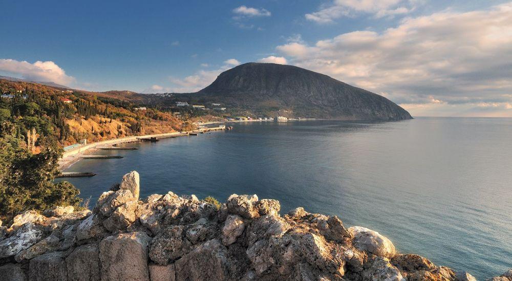 Уфологи «увидели» в Крыму города пришельцев