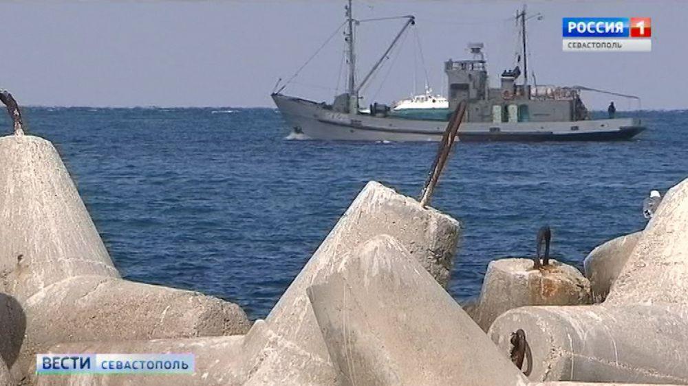Рыбаки предложили создать в Севастополе современную береговую базу