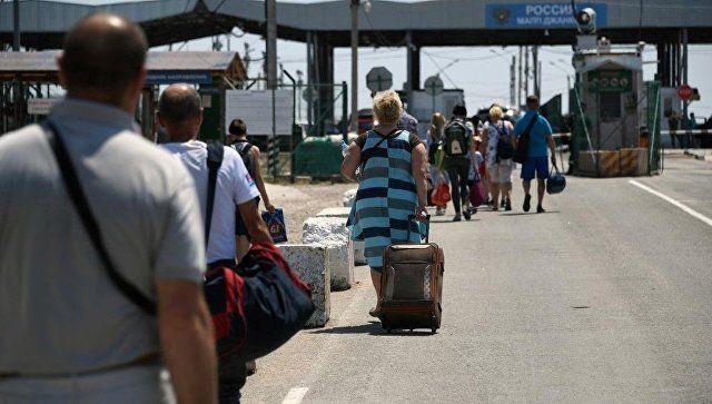 В Крыму повысят комфортабельность погранпунктов на границе с Украиной