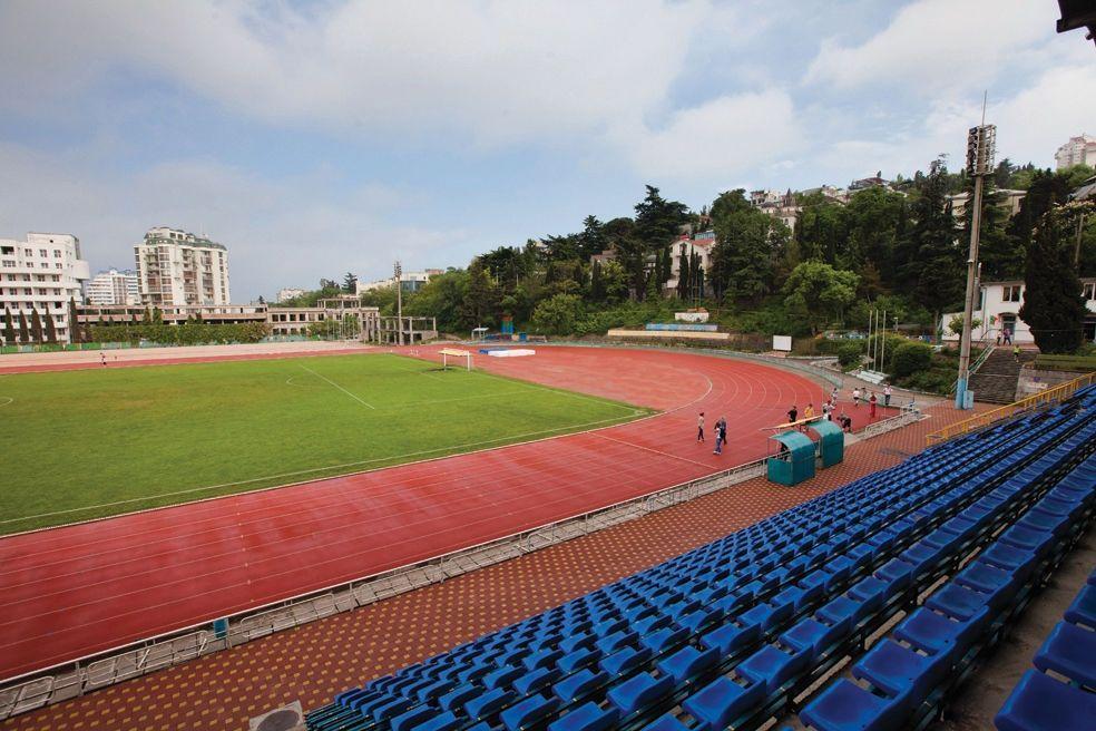 С началом осени начнется и реконструкция ялтинского стадиона «Авангард»
