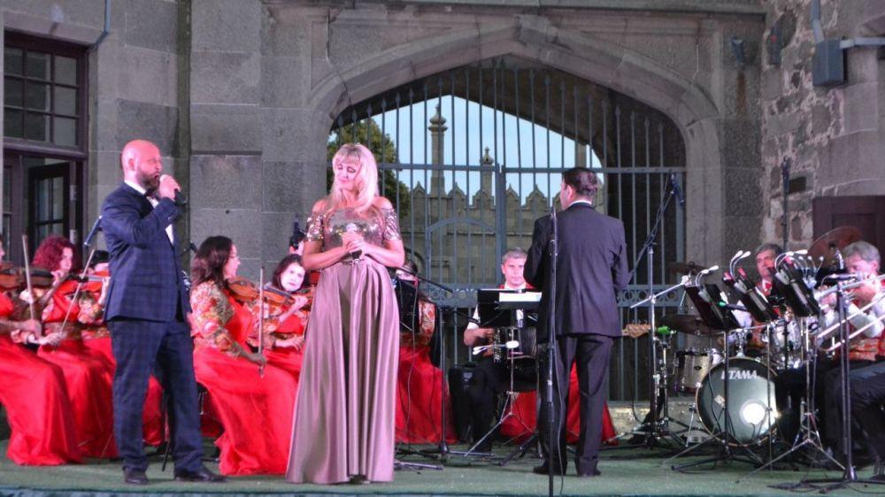 Минкульт Крыма активно реализует республиканский творческий проект «Музыка во дворцах»