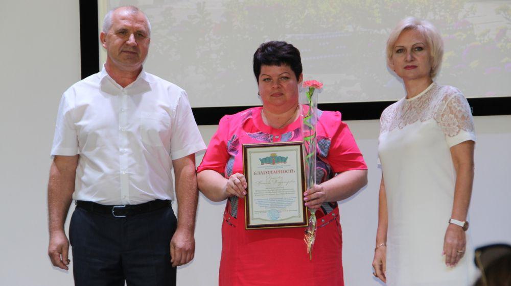 Руководители города поздравили коллектив Феодосийского военного санатория с юбилеем