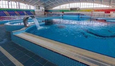 В Симферополе появятся еще один бассейн и каток