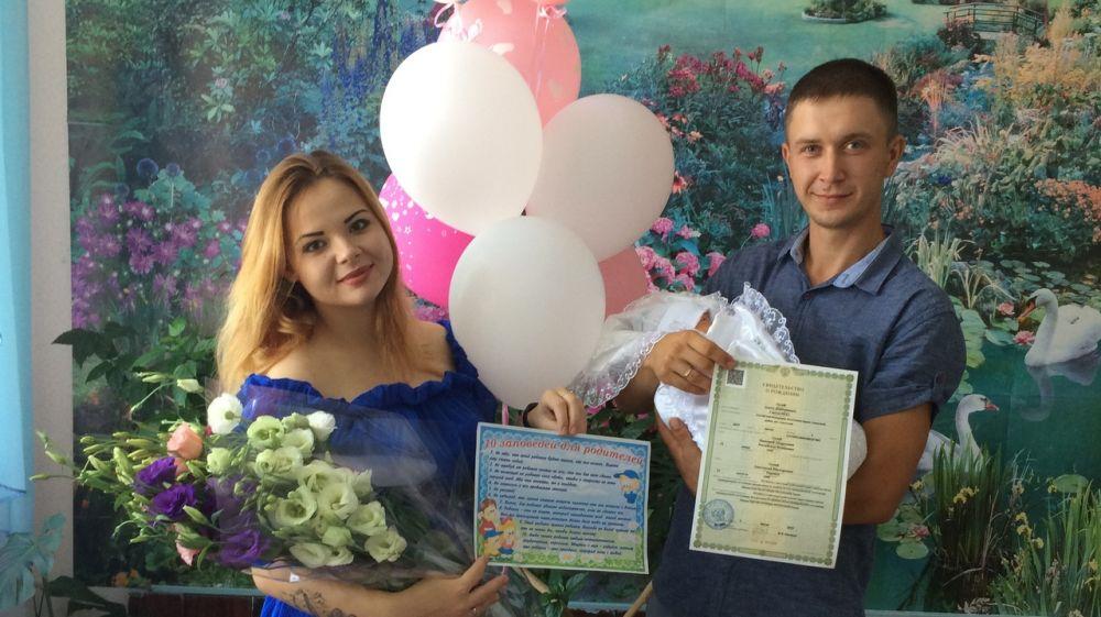 Департамент ЗАГС Минюста Крыма назвал самые редкие имена за прошлый месяц