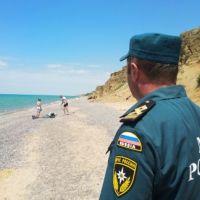 Крымские спасатели призывают соблюдать меры безопасности на воде!
