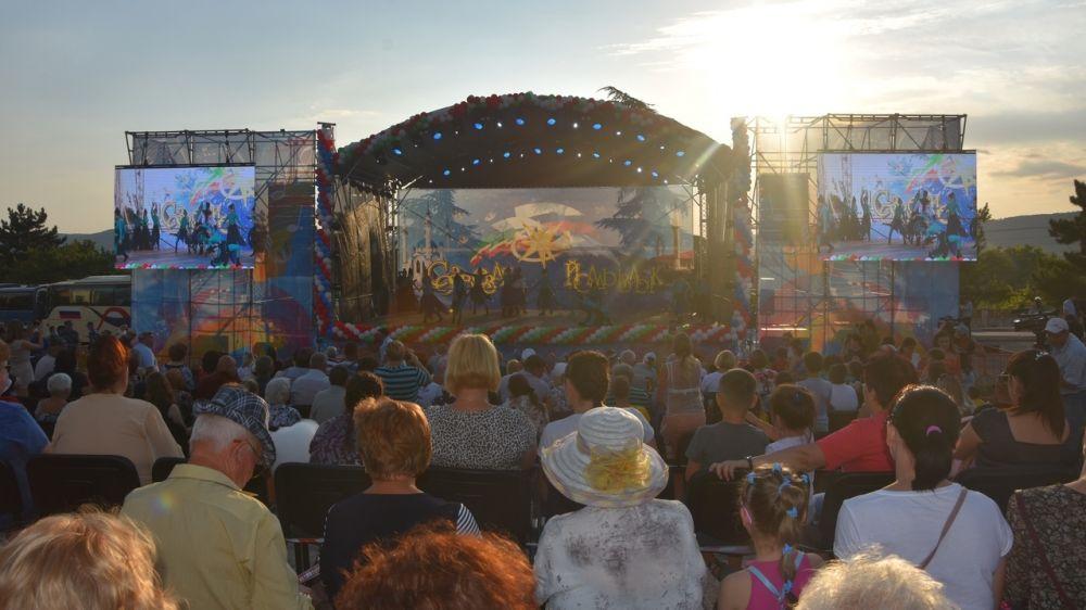 «Созвездие-Йолдызлык» - фестиваль, сближающий народы