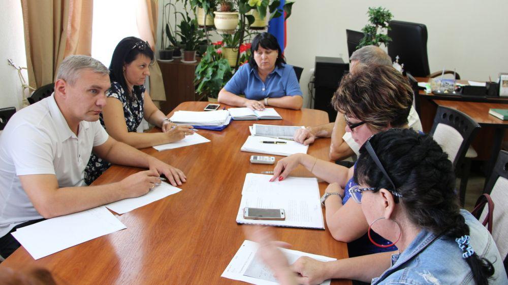 Под руководством Светланы Львовой состоялось совещание по проблемным вопросам садоводческого товарищества «Союз»