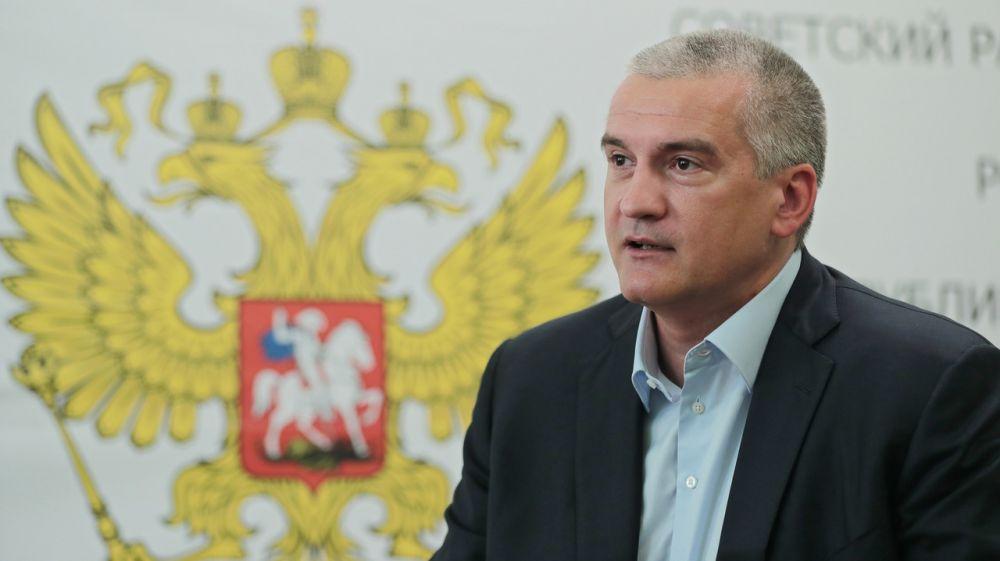 Глава Крыма прокомментировал первые результаты выборов на Украине