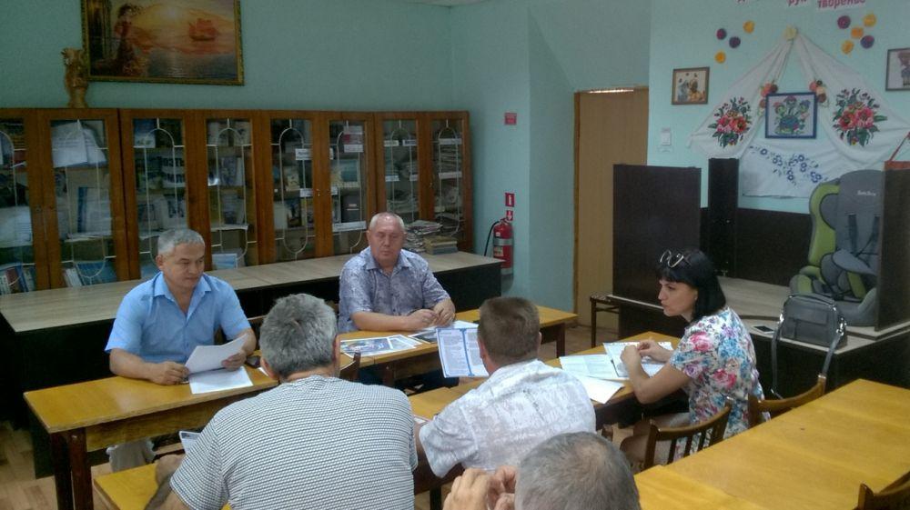 В администрации Нижнегорского района состоялось заседание Совета по межнациональным и межконфессиональным отношениям