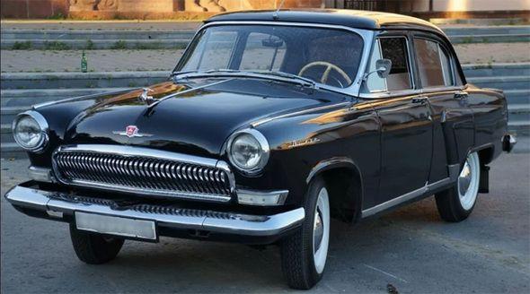 «Волга» 60-х годов стала самой угоняемой машиной в России