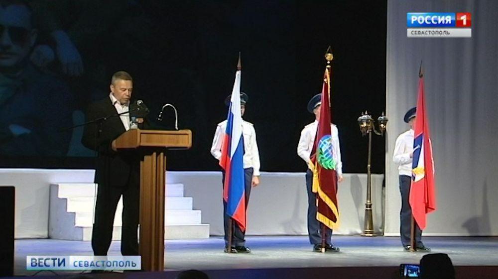 «Боевое братство» Севастополя с 5-летием поздравил Михаил Развожаев