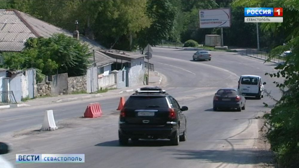 Разрушенный ливнем спуск Котовского открыли для движения