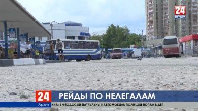 Сергей Аксёнов анонсировал тотальную проверку нелегальных перевозчиков