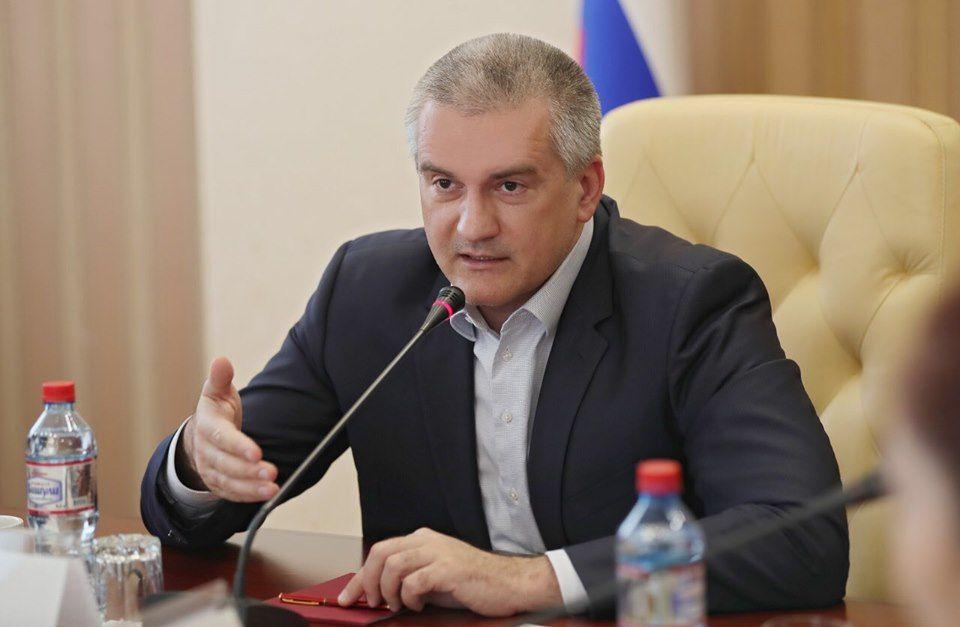 Сергей Аксенов прокомментировал данные экзит-поллов по выборам в Раду Украины