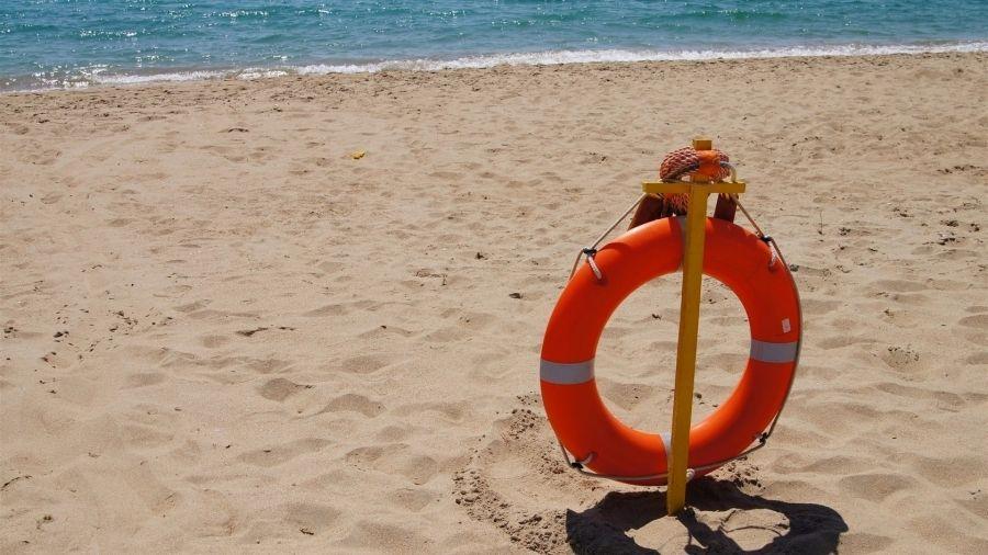 В воскресенье в районе Евпатории в море утонула женщина