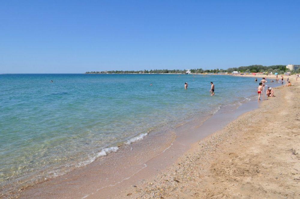 В Заозерном в море обнаружено тело женщины