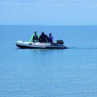 В Черном море спасено два человека