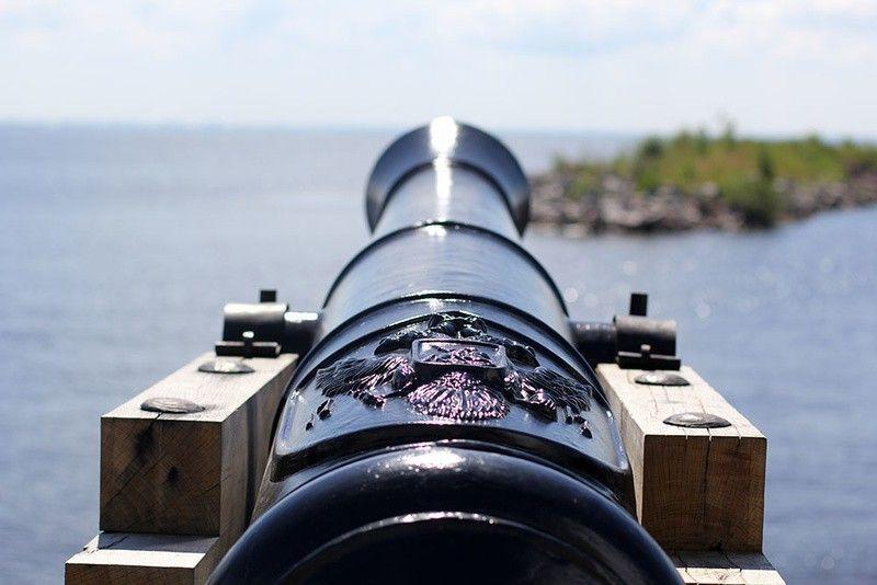 День ВМФ в Севастополе начнётся с выстрела пушки