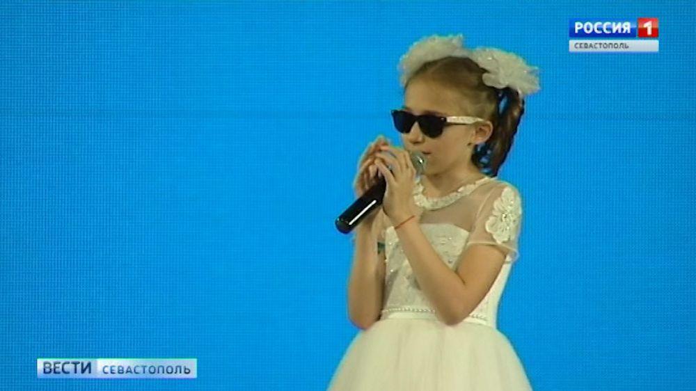 70 детей стали участниками фестиваля «Добрая волна» в Севастополе