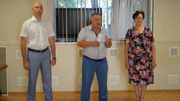 Руководители Советского района провели встречу с коллективом Советского УЭГХ