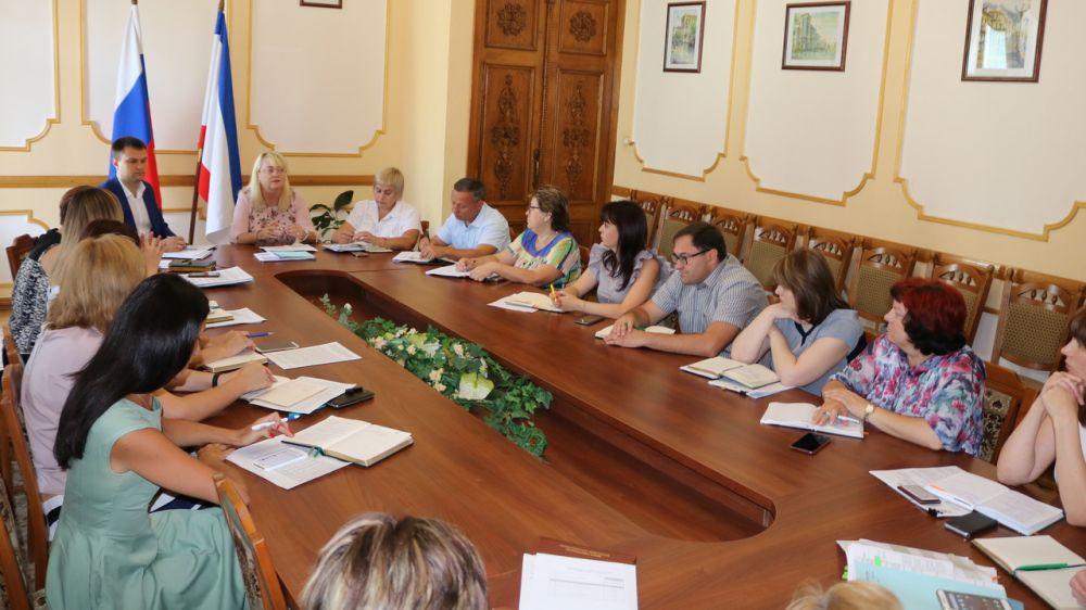 Крым полностью готов к реализации нацпроектов - Ирина Кивико
