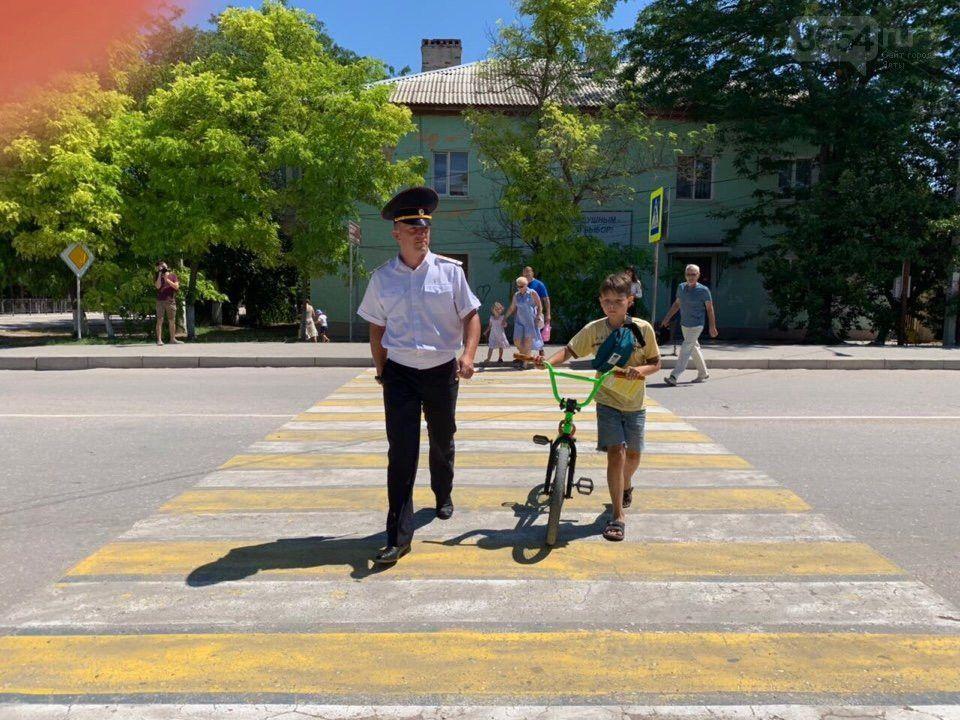 В Ялте подвели итоги проведения профилактического мероприятия «Безопасность пешехода»