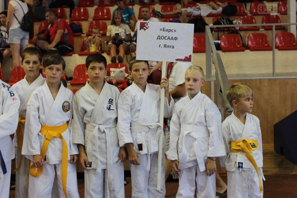 Команда из Ялты завоевала 3-е место Международного турнира по Армейскому рукопашному бою