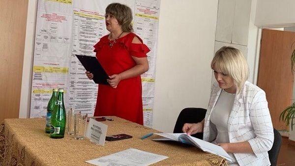 Под руководством Инны Федоренко состоялось выездное совещание в администрации Победненского сельского поселения