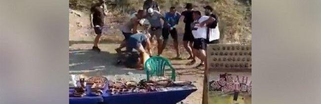 По факту избиения туристов в Крыму возбуждено уголовное дело
