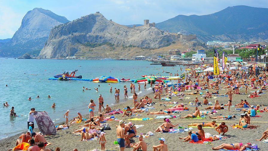 Иностранцы потянулись в Крым: в мире поняли, что курорт стал лучше в составе России