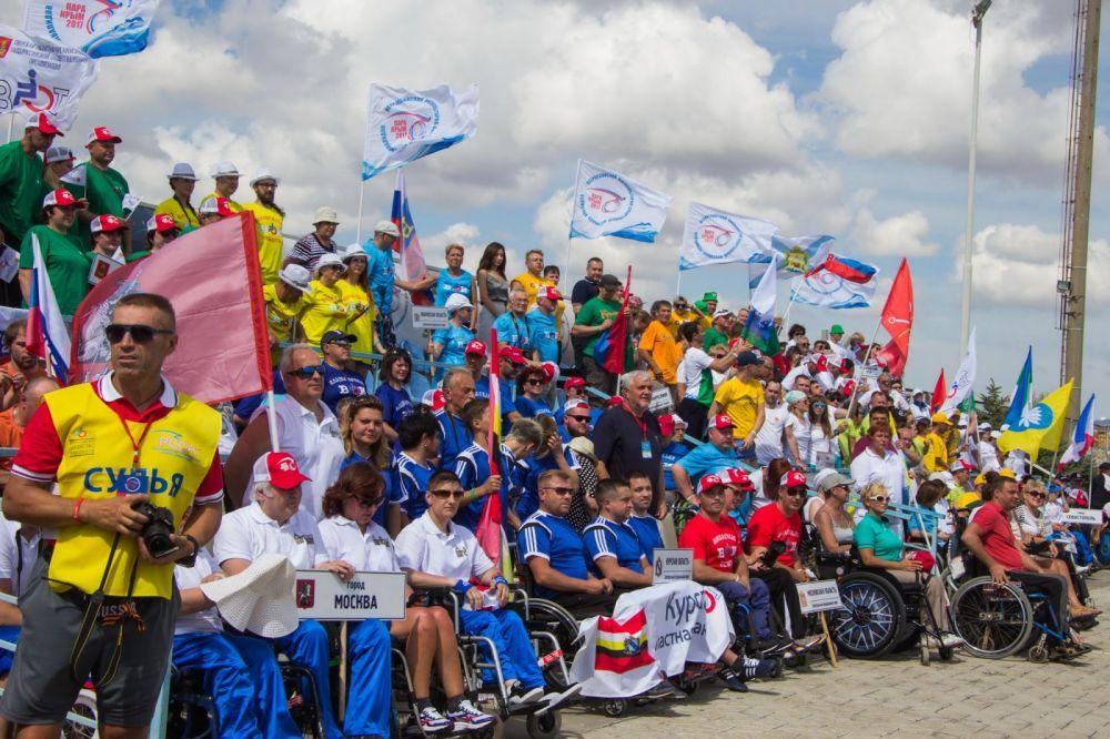 В Евпатории пройдет фестиваль для людей с инвалидностью «ПАРА-КРЫМ 2019»