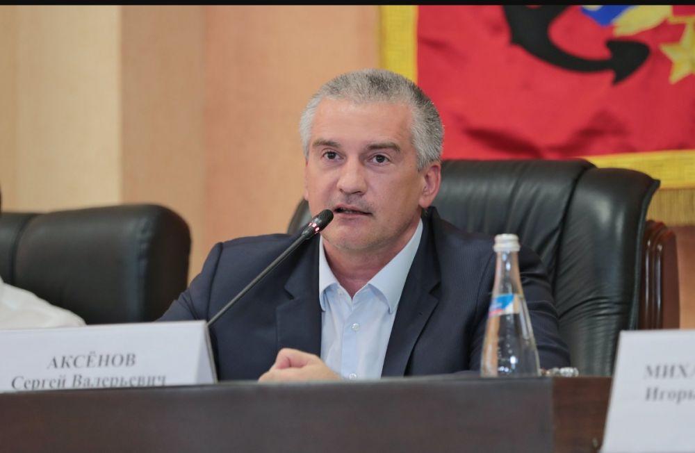Аксёнов снова выслушал проблемы жителей Керчи