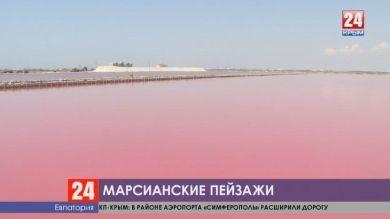 Евпатория открывает новое туристическое направление. Гостям города покажут, как выращивают розовую соль