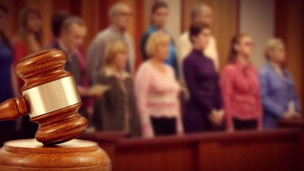 Список граждан, исключенных из перечня кандидатов в присяжные заседатели
