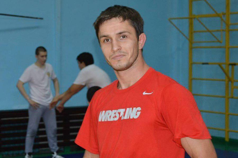 Спортсмен из Симферополя победил в международном турнире по греко-римской борьбе